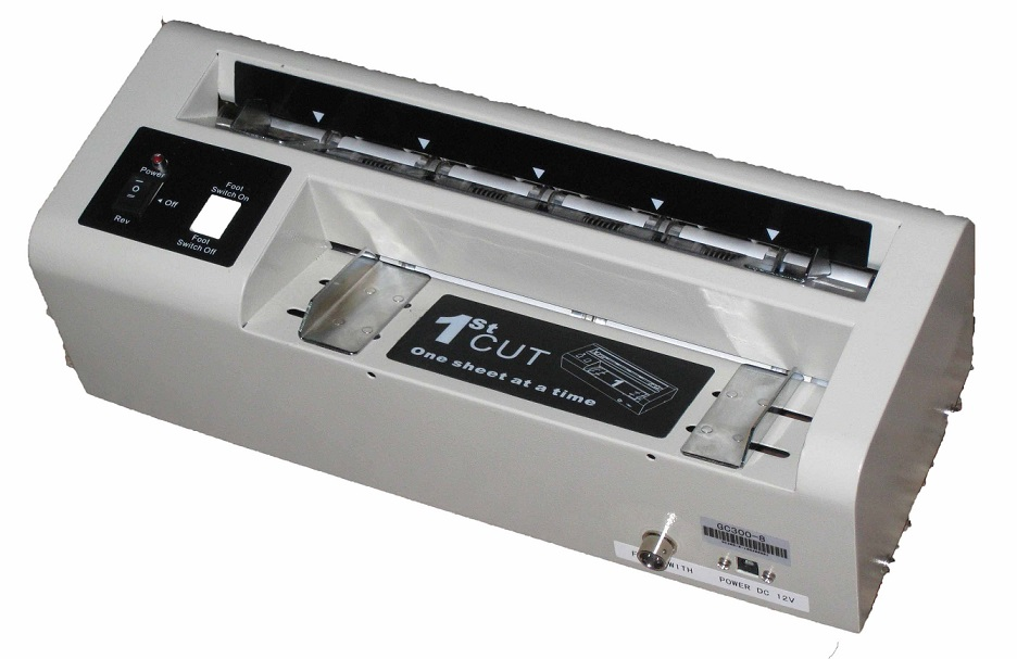 Business Card Cutter A4 (Manual&metal case)   I-Max Ace